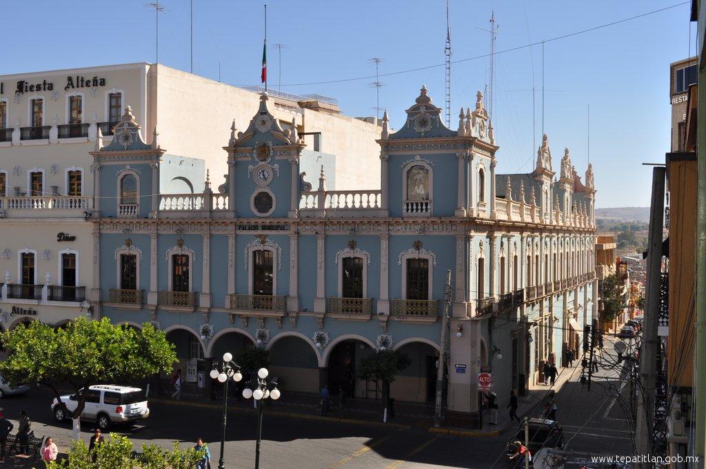 Palacio Municipal, Tepatitlán de Morelos.