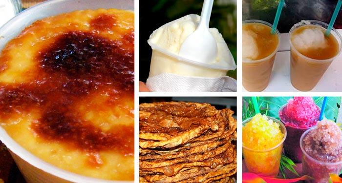 Postres y Bebidas de Jalisco
