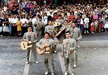 Fiestas populares en el estado de Jalisco